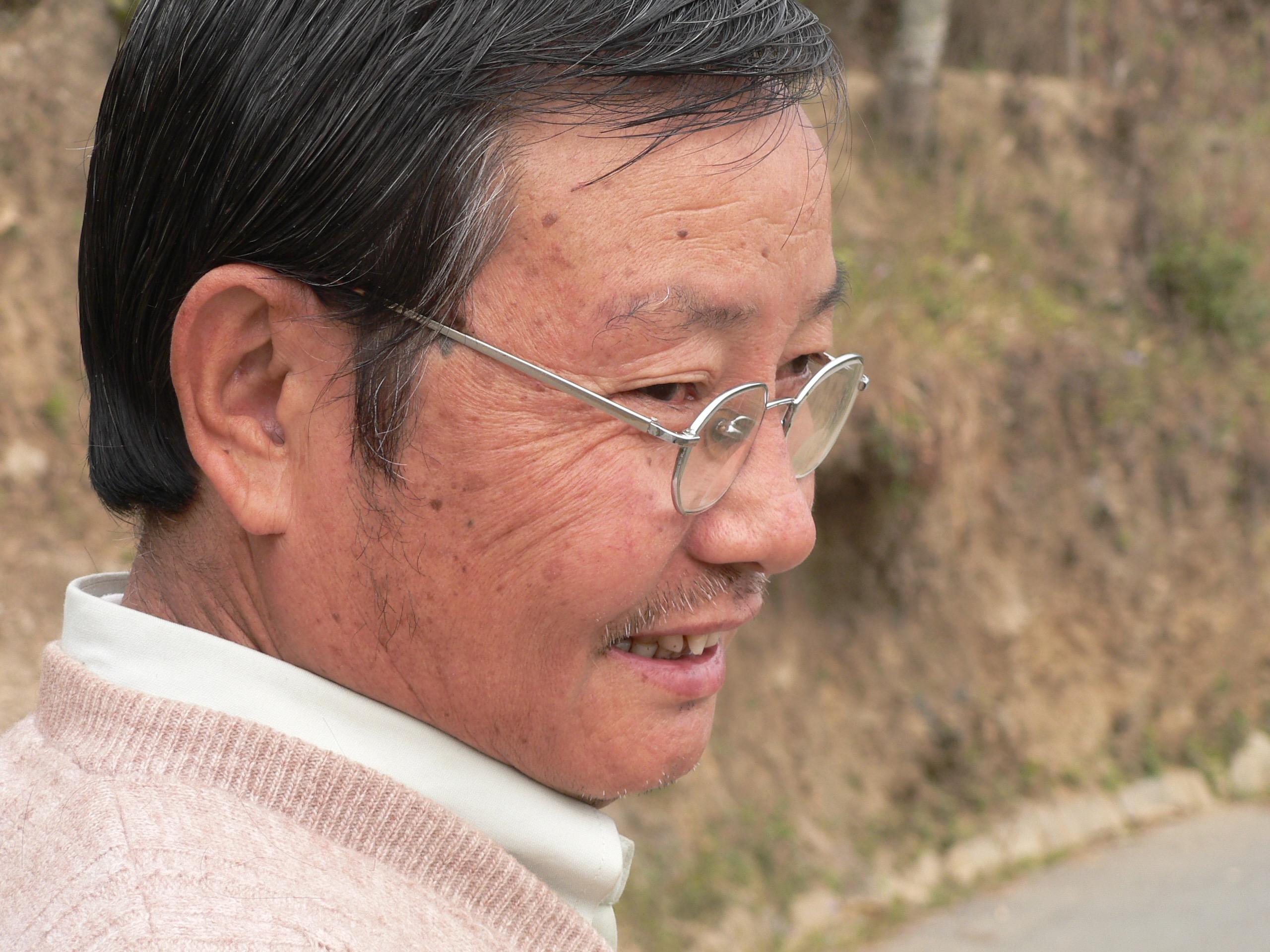 Mr. Karthak who sold his land to KAS